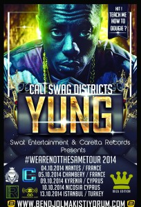 YUNG WORLD TOUR